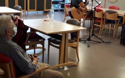 Chant de Noël avec Sylvie Le Bourdonnec